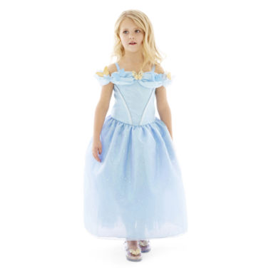 jcpenney.com | Disney Collection Cinderella Deluxe Costume or Shoes – Girls 2-12