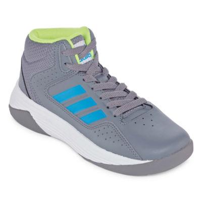 adidas Cloudfoam Ilation Boys Basketball Shoes - Big Kids
