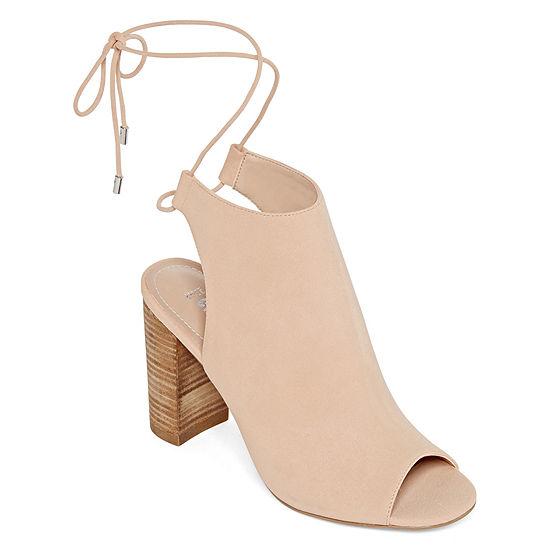 Style Charles Womens Evolve Pumps Block Heel