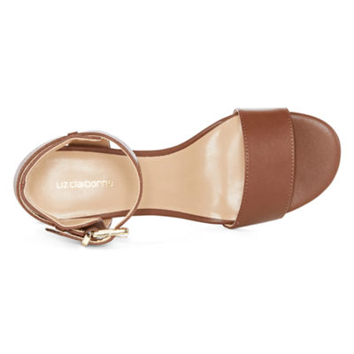 Liz Claiborne Womens Eclipse Heeled Sandals