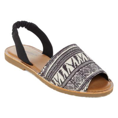 Arizona Womens Harley Flat Sandals
