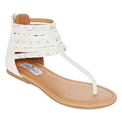 Tallulah Blu Rosalie Womens Flat Sandals