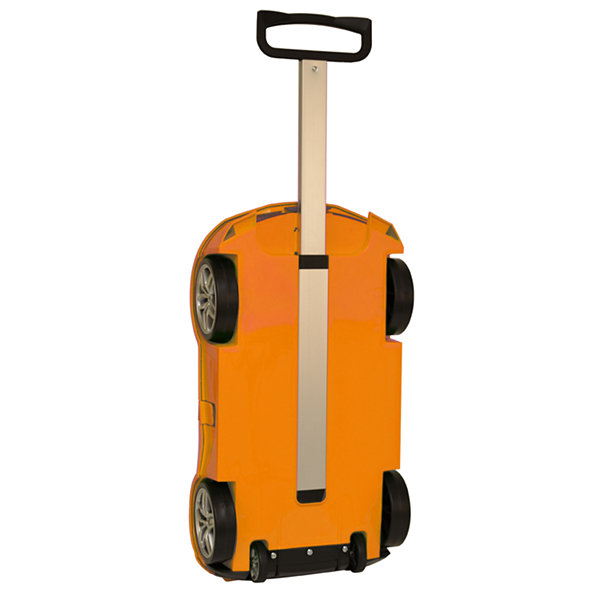 Travelers Club Kid Car Luggage with Full Color Box