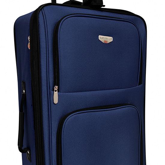 Travelers Club Genova 3-pc. Luggage Set