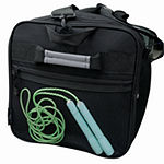 "Travelers Club 32"" Collapsible Rolling Duffel"