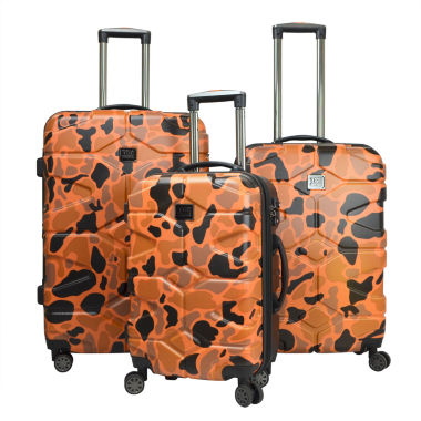 Travelers Club Wilder 3-pc. Luggage Set
