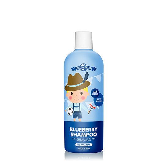 Circle Of Friends Hans Blueberry Shampoo 10 Oz