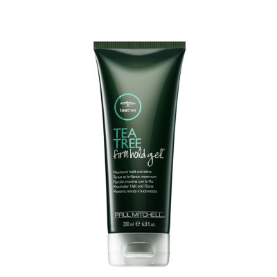 Tea Tree Firm Hold Gel - 6.8 oz.