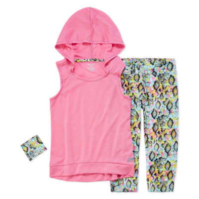 Marika 3-pc. Legging Set-Preschool Girls