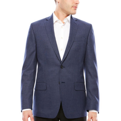 Claiborne Mens Slim Fit Sport Coat
