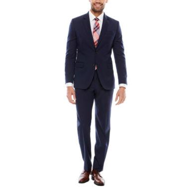 jcpenney.com | JF J. Ferrar Stretch Navy Birdseye Suit Separates- Slim Fit