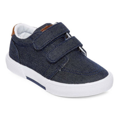 Okie Dokie Lil Ballast Boys Boat Shoes - Toddler