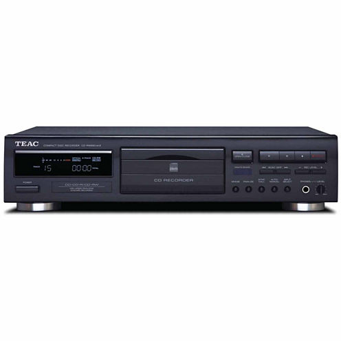 Teac CD-RW890MK2-B CD Recorder Black