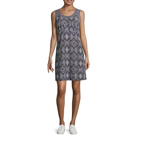 Made For Life Sleeveless A-Line Dress