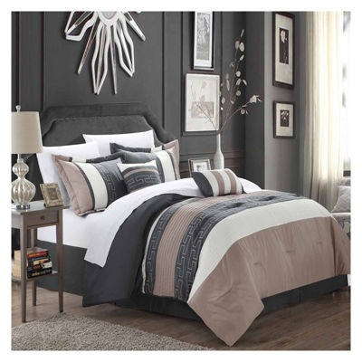 Chic Home Carlton 6-pc. Comforter Set