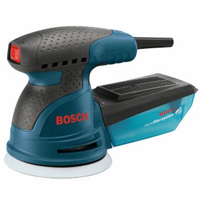 "Bosch ROS20VSC 5"" Random Orbit Palm Sander Kit"