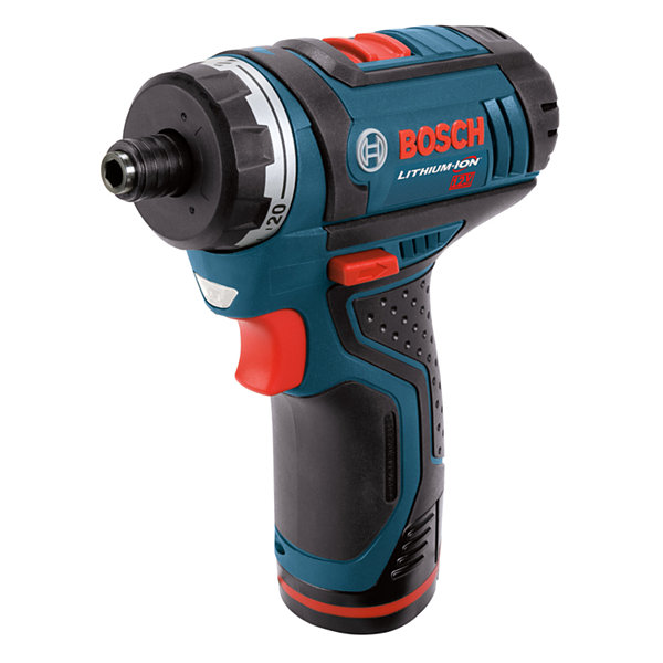 Bosch PS21-2A 12 Volt Max Lithium Ion Pocket Driver