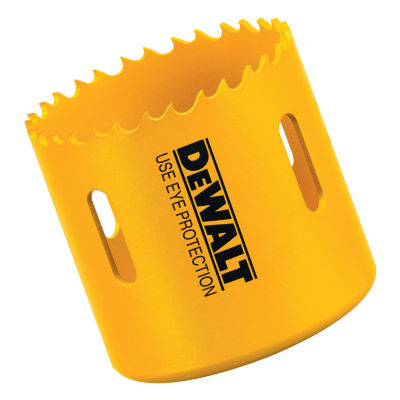 Dewalt D180034 2-1/8IN Bi-Metal Hole Saw