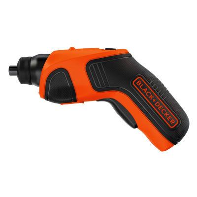 Black & Decker Power Tools BDCS20C 4 Volt Max Lithium Cordless Rechargeable Screwdriver