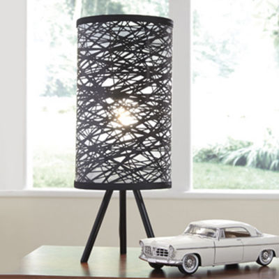 Signature Design by Ashley® Nettie Metal Table Lamp