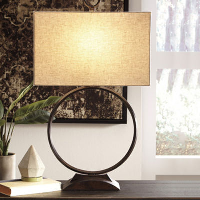 Signature Design by Ashley® Fayth Metal Table Lamp