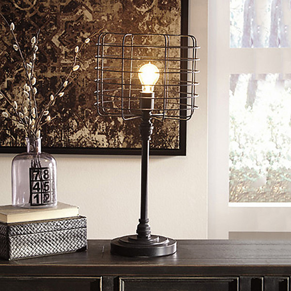 Signature Design by Ashley® Javan Metal Table Lamp