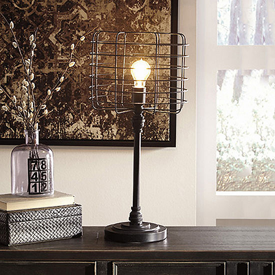 Signature Design by Ashley® Javan Metal Table Lamp