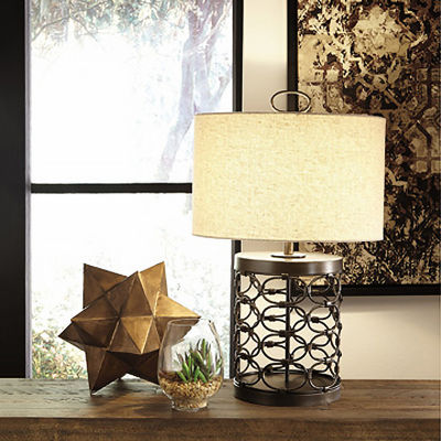 Signature Design by Ashley® Aryan Metal Table Lamp