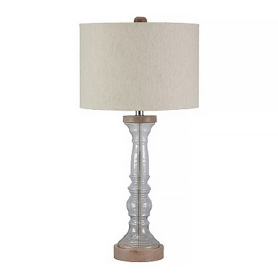 Signature Design by Ashley® Tad Glass Table Lamp
