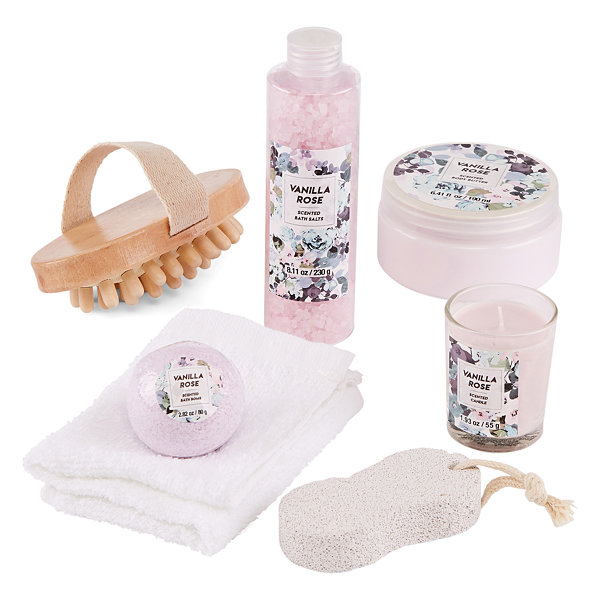 Mixit Spa 7-pc. Gift Set