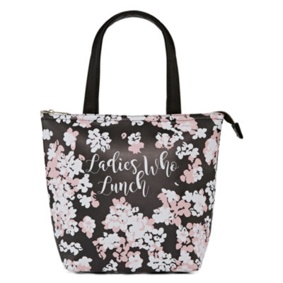 Mixit Floral Lunch Bag