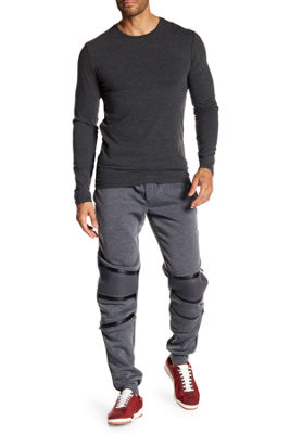 TR Premium Mens Fashion Fleece Joggers