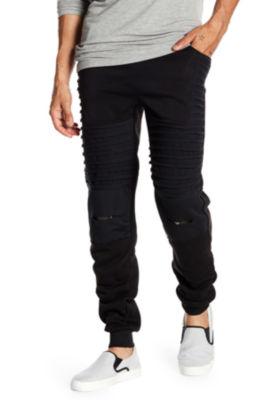 TR Premium Mens Banded Fashion Fleece Joggers