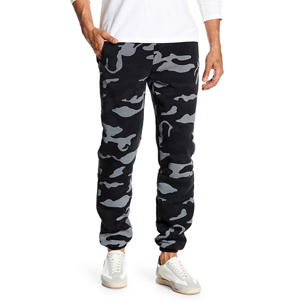TR Premium Mens Camouflage Fashion Fleece Joggers