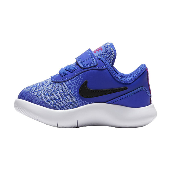 Nike Flex Contact Girls Running Shoes - Toddler
