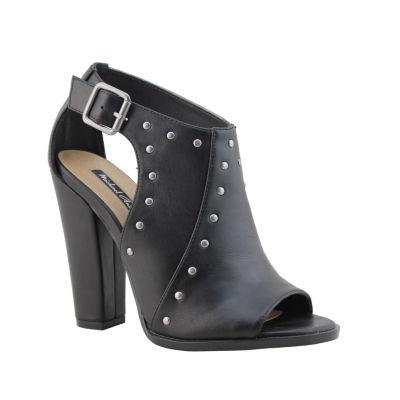 Michael Antonio Womens Jensan Heeled Sandals