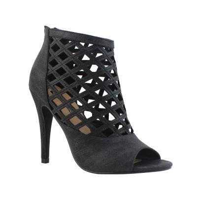 Michael Antonio Womens Hunni Heeled Sandals