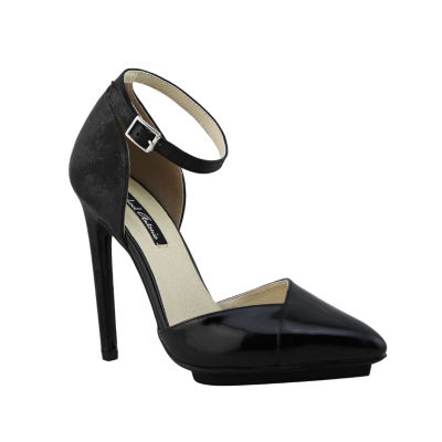 Michael Antonio Womens Laila-Pat Heeled Sandals