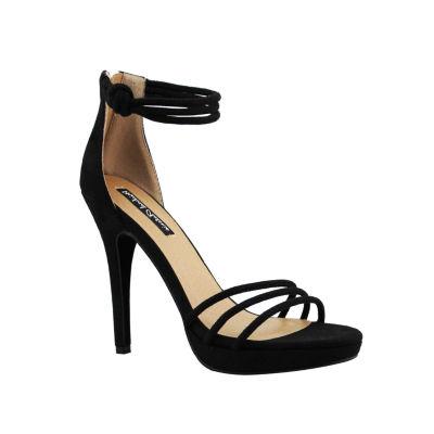 Michael Antonio Womens Trixie Heeled Sandals