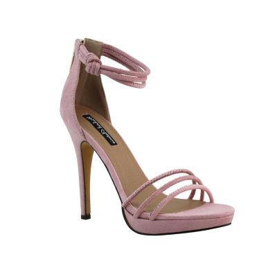 Michael Antonio Trixie Womens Heeled Sandals