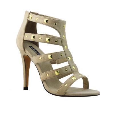 Michael Antonio Womens Terric Heeled Sandals