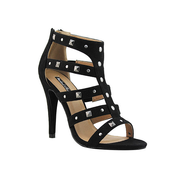 Michael Antonio Womens Terric Heeled Sandals