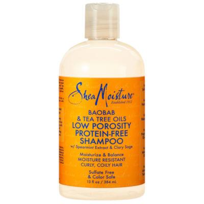 Shea Moisture Baobab & Tea Tree Oils Shampoo - 13 oz.