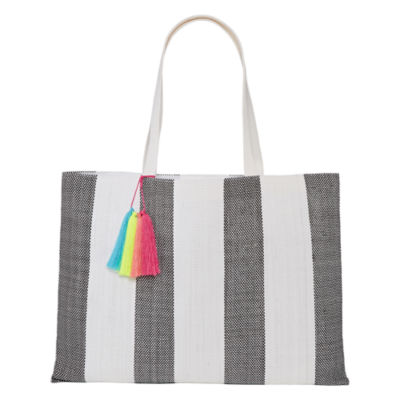 Mixit Straw Tote