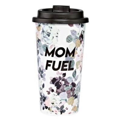 Mixit Floral Travel Mug