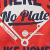 Red Home Plate