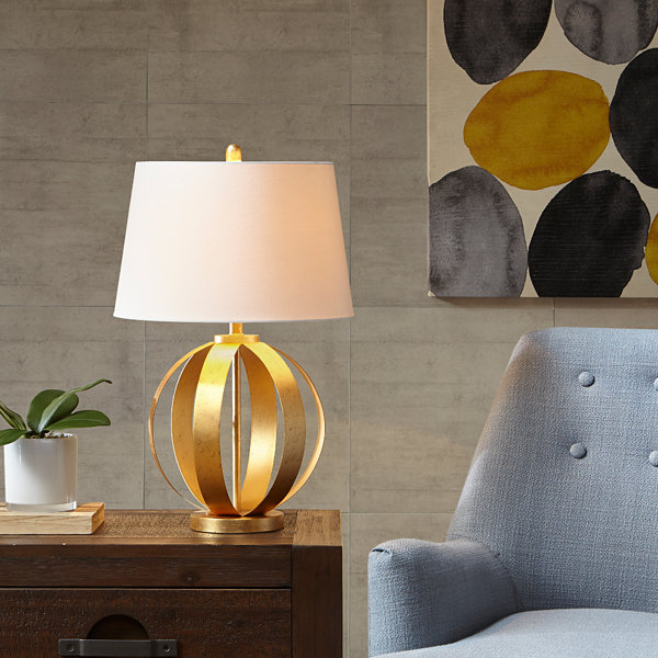 INK+IVY Warren Table Lamp