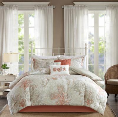 Madison Park Abrego 7-pc. Cotton Comforter Set
