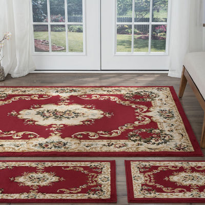 Tayse Laguna Angeline 3-pc. Rug Set