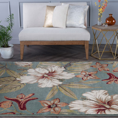 Tayse Capri Tracy Rectangular Rugs